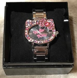 New Hello Kitty Watch and Earrings
