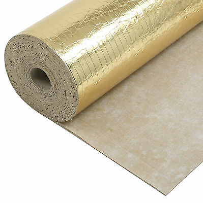10m Timbertech Excel Xl Gold Underlay Wood Laminate Flooring
