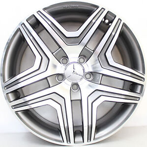 19 inch Aftermarket Mercedes Benz AMG ML63  Style Wheels SUIT C,E,S CLASS MERCS