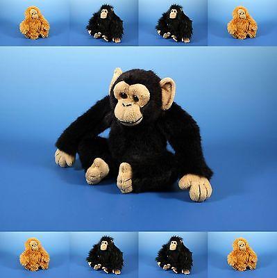Schimpanse♦♦Orang Utan♦♦Langhaar Affe♦♦Affen♦♦Kuscheltier♦♦Plüschtier♦♦Stofftier