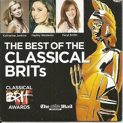THE BEST OF THE CLASSICAL BRITs - MAIL ON SUNDAY PROMO MUSIC