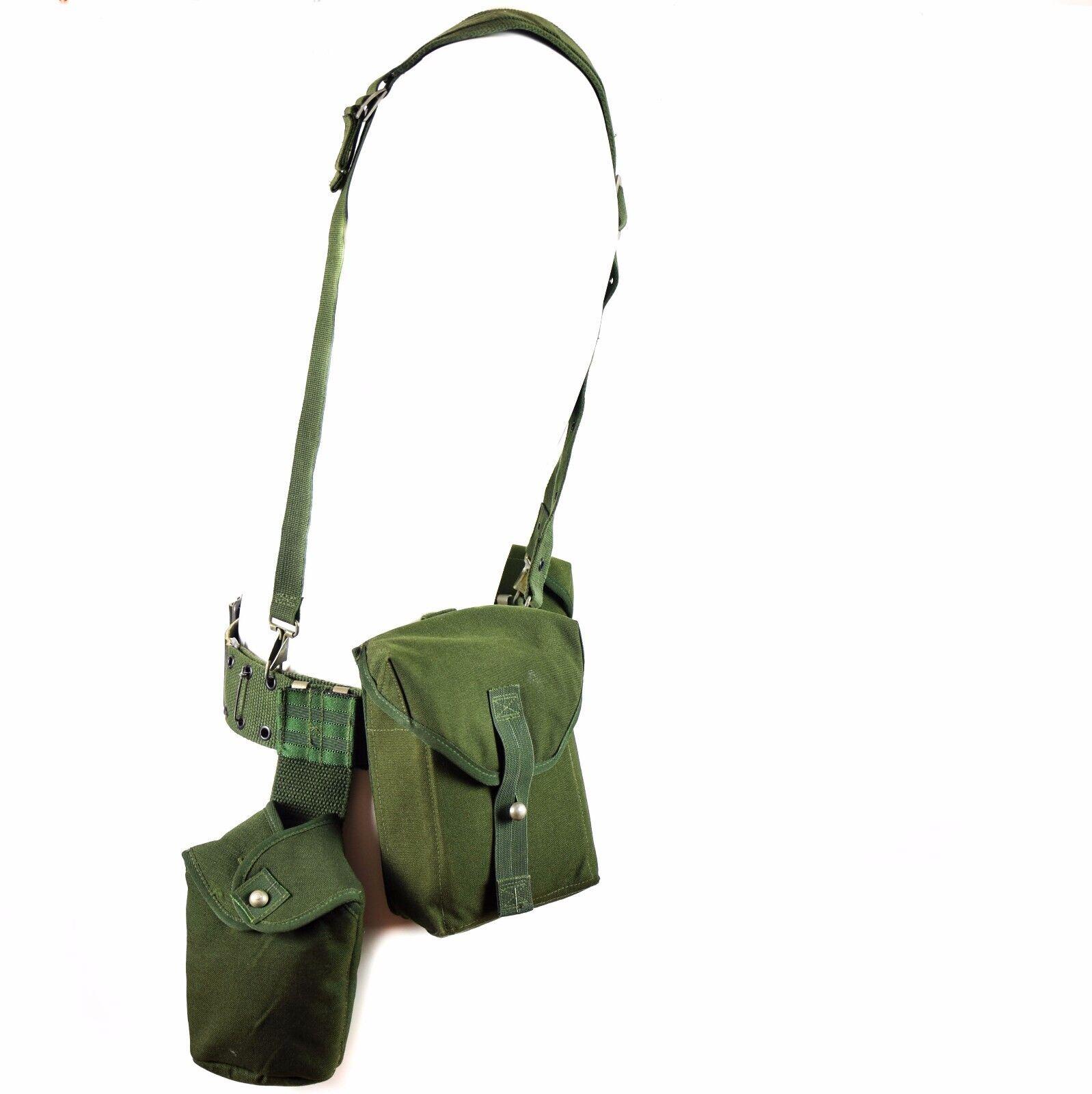 Original Swedish army Webbing rig system 304 tactical belt Y