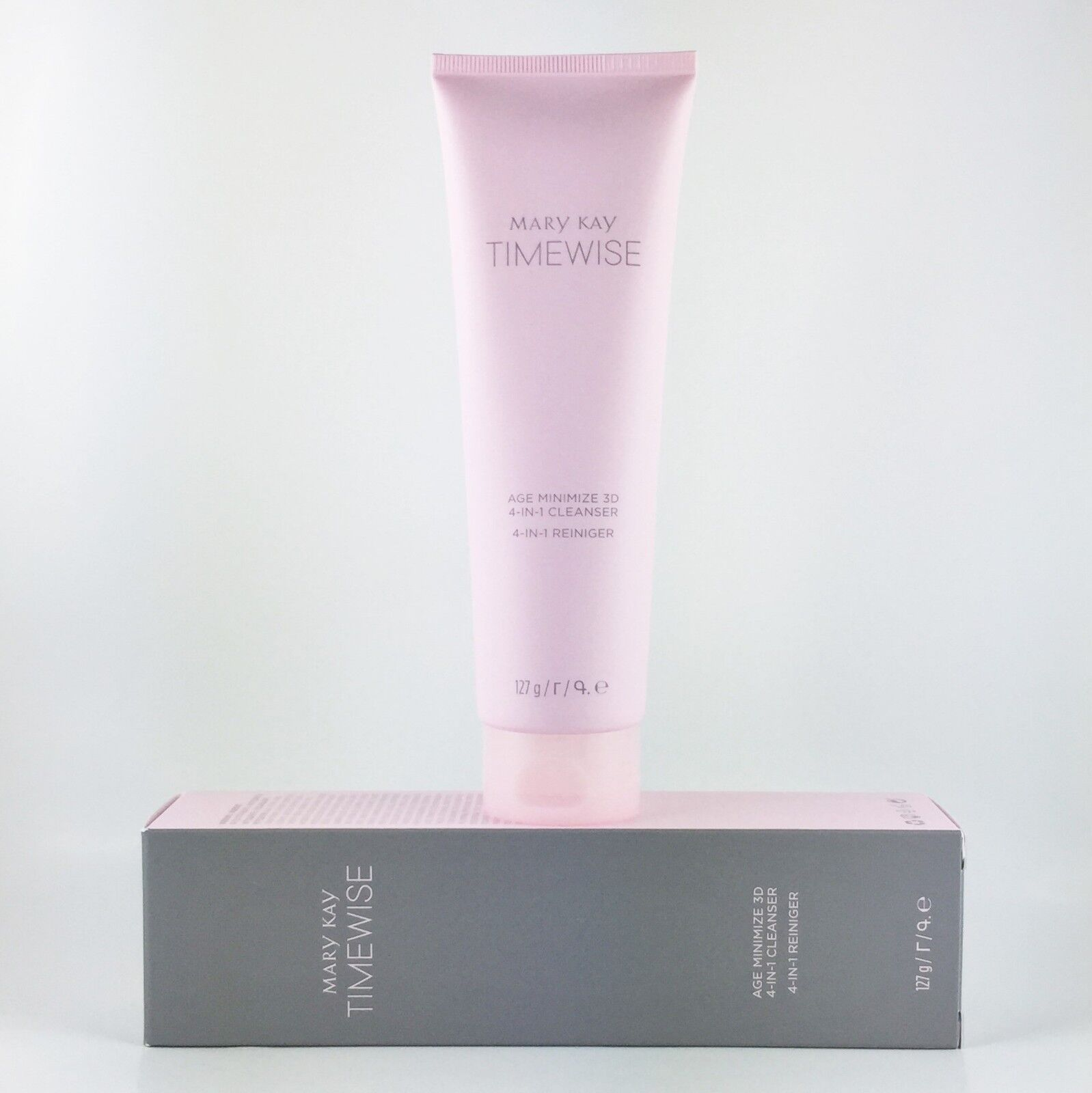 Mary Kay TimeWise Age Minimize 3D 4-in-1 Cleanser, Neu OVP