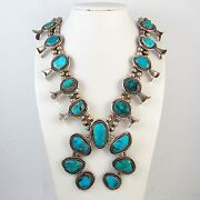 Old Pawn Turquoise Necklace