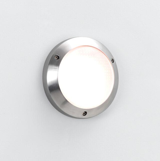 ASTRO Toronto Classsic 170 0844 round bathroom wall light 1 X 40W IP65 aluminium