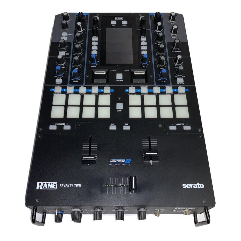Rane SEVENTY-TWO 2 Channel Performance DJ Mixer