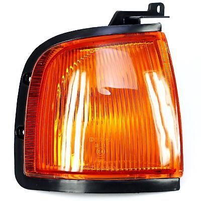 Front Indicator Light for Ford Ranger pickup lamp lens 98-02 RH UK offside O/S