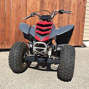 2007 80cc Yamaha raptor ATV