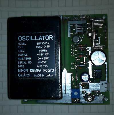 03325-66509 Rev A Oscillator Assembly 0960-0465 For Hp 3325b Generator Opt 01