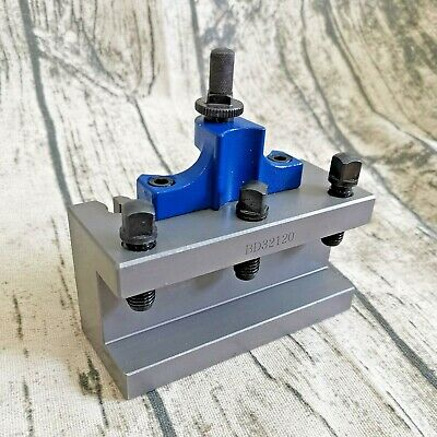 1.26 Bd32120 Turning Tool Holder B2 German Type 40 Position Multifix Tool Post