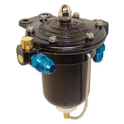 Malpassi High Flow Filter King Fuel Pressure Regulator -6 JIC Male Without Gauge