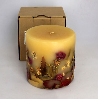 Longaberger Inclusion Candle Botanical Fields