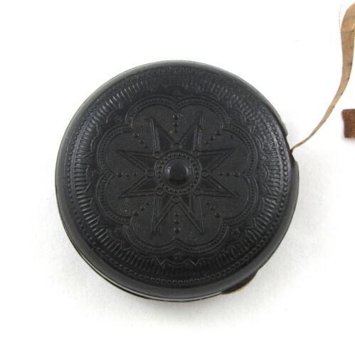 Antique Gutta Percha Sewing Tape Measure