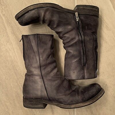A1923 AUGUSTA A DICIANNOVEVENTITRE Double Zip Boot