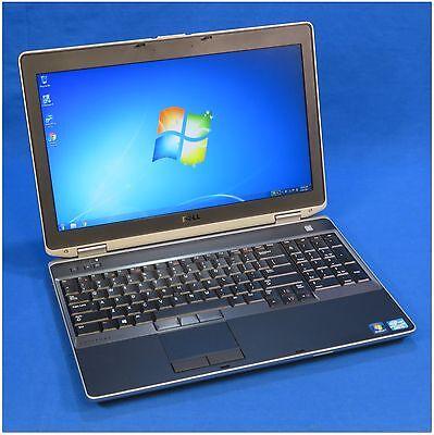 Dell Latitude E6530 15  Laptop   I5 3210M 2 50Ghz  500Gb Hdd  8Gb Ram   Win 7