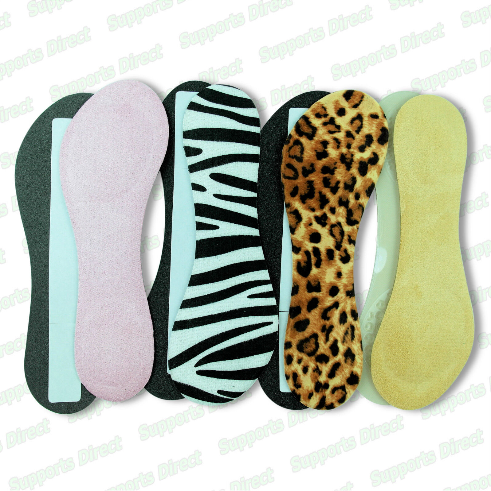 high heel shoe inserts insole metatarsal support gel pad