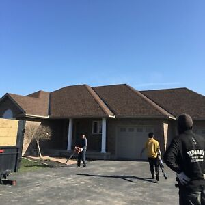 Roofing Replacement and Repair, Professional Company