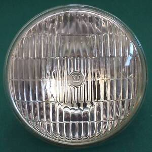 Westinghouse Sealed Beam Lamp; 4412 (4412-1), 12v, auto use
