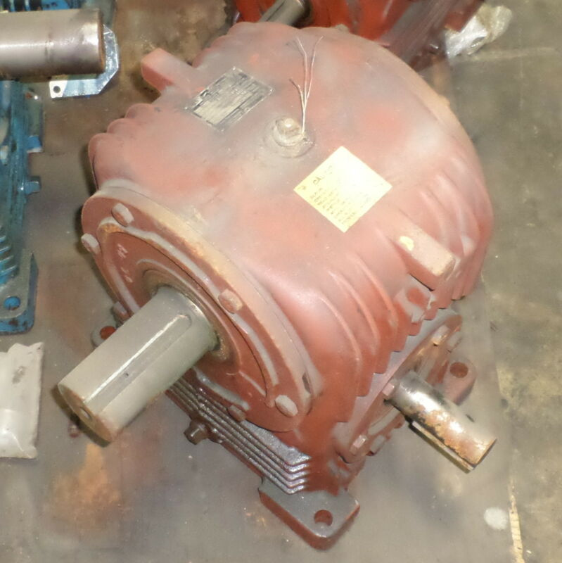 EX-CELL-O CORP. CONE DRIVE 30:1 RATIO 6.12HP RATED GEAR REDUCER HU50-1 OPTION 56