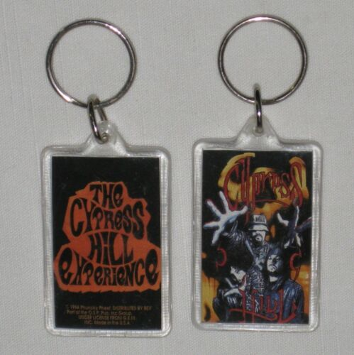 Cypress Hill Experience Hip Hop Rap Keychain 1994 OSP BEX Phuncky Pheet Genuine