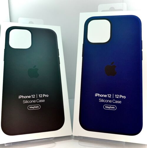 Apple ORIGINAL OEM Silicone Case for iPhone 12 | 12 Pro with MagSafe - NEW
