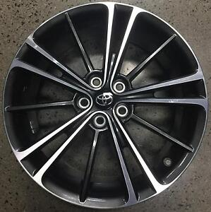 17 INCH TOYOTA 86 (BRAND NEW GENUINE) WHEELS Ferntree Gully Knox Area Preview