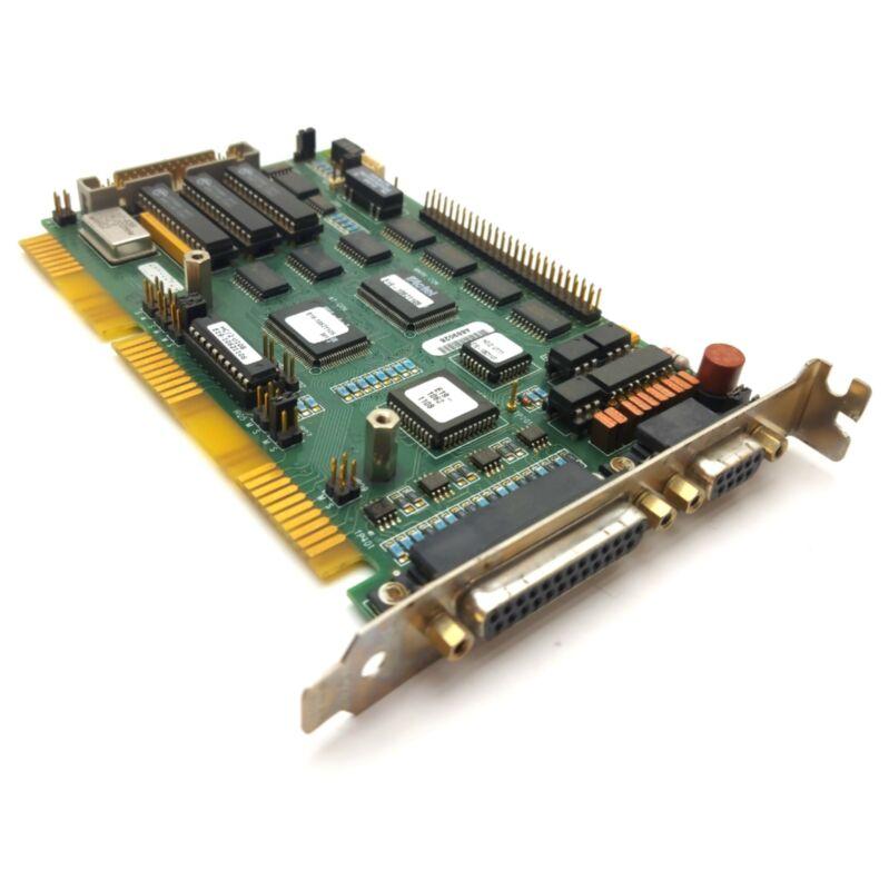 General Scanning 180-75034 Laser Scan Head Control Card, ISA, DB9, DB25