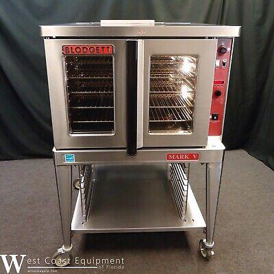 Blodgett Digital Mark V Electric Commercial Convection Oven 208240v 1 Or 3 Ph