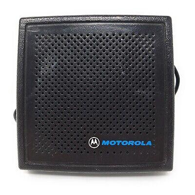 Motorola Hsn6001b External Radio Speaker Without Bracket