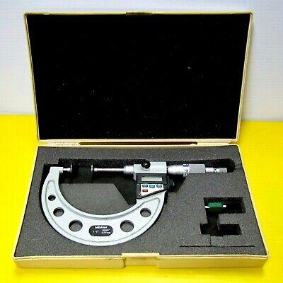 Lk Mitutoyo Blade Micrometer Disc 1-2 Res. .00005 - 0001mm 369-712