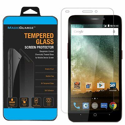 TEMPERED Glass 9H Screen Protector For ZTE Prestige N9132 / Avid Plus Z828 Cell Phone Accessories