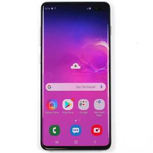Samsung Galaxy S10 Plus 128Gb Smart Phone For Sale!