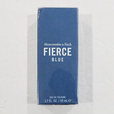 Fierce Blue by Abercrombie & Fitch Cologne Spray 1.7 oz / 50 ml for Men