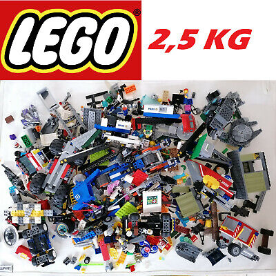 LEGO - MIX 2,5 KG - MIX 10 SCENOGRAFIE - LEGO CITY / TECHNIC / STAR WARS