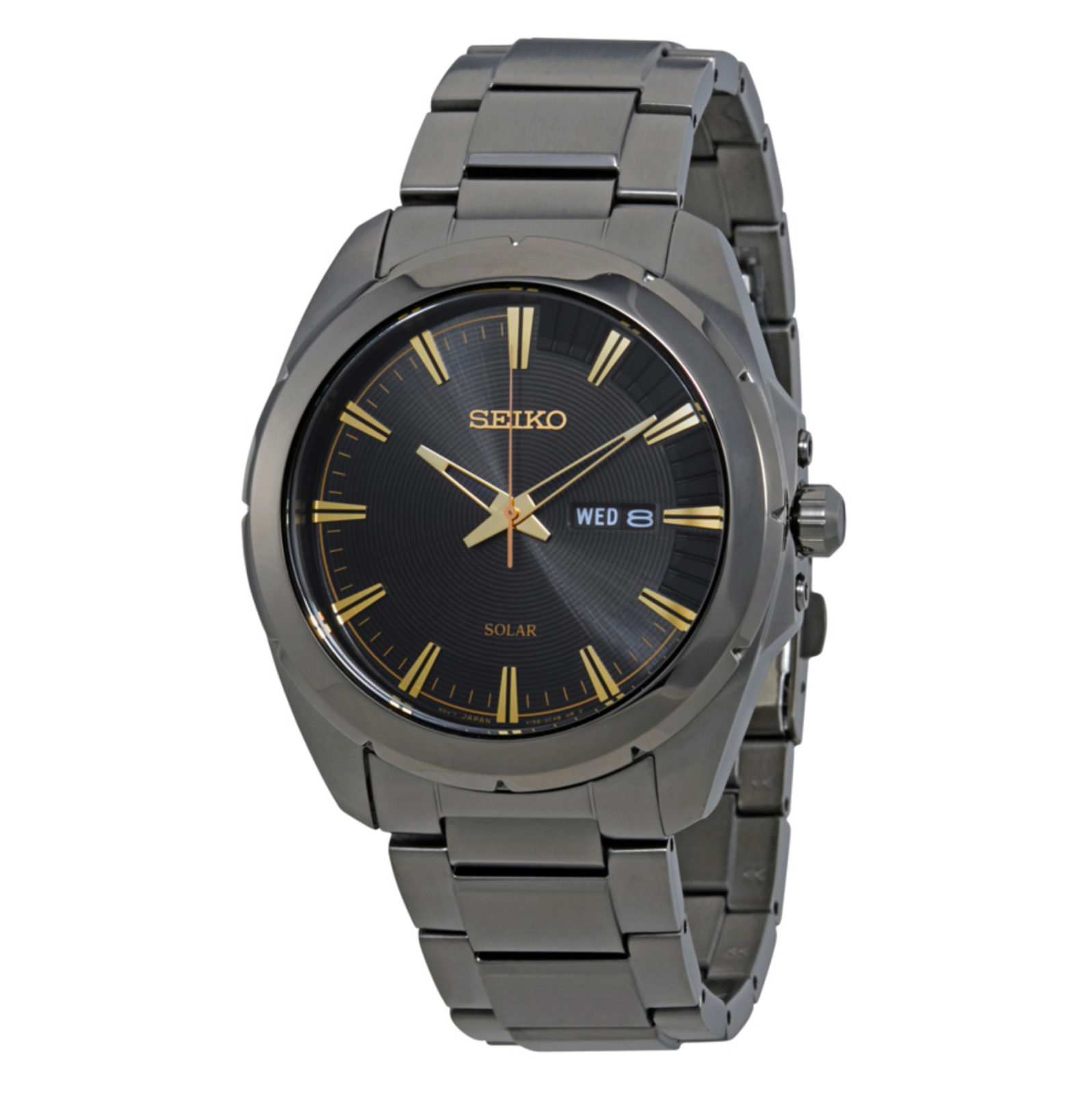 mens watch gents watches power com seiko solar watchshop powered