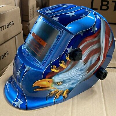 Aewt Auto Darkening Weldinggrinding Helmet Hood1 Carrying Bag1 Extra Cover