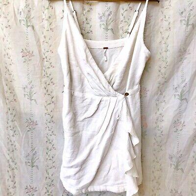 Short Toga Dress (Free People Grecian Toga Style Wrap Mini)