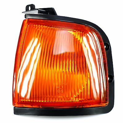 Front Indicator Light for Ford Ranger pickup lamp lens 98-02 LH UK N/S nearside