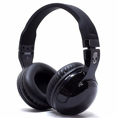 New Skullcandy Hesh 2 2 0 Supreme Sound Headphones With Mic And Pouch Black