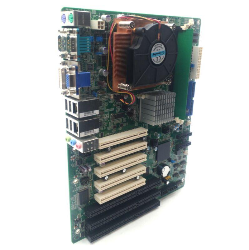 DFI EL620 Motherboard & CPU, Intel Celeron 2.6GHz, 1GB DDR3 RAM, 5x PCI, 3x ISA