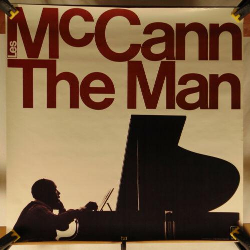 LESMcCANN--The Man--Promo Poster