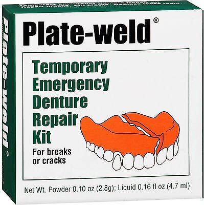 Plate-weld Denture Repair Kit 1 wa