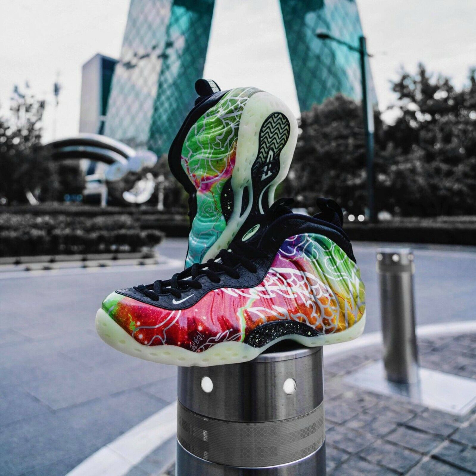 nike air foamposite one prm abalone $ 164.99 free shipping