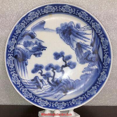 Plates Arita Blue