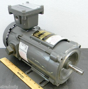 Baldor cdpx3420 dc 1 3 hp 1750 rpm electric motor 90 volt for 90 volt dc motor