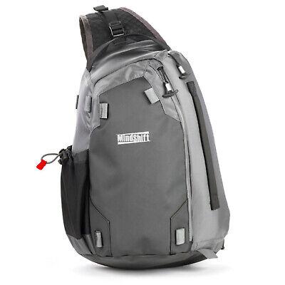 MindShiftGear  PhotoCross 10 camera sling bag (Carbon Gray)