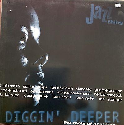 Diggin' Deeper: The Roots of Acid Jazz Vol.2