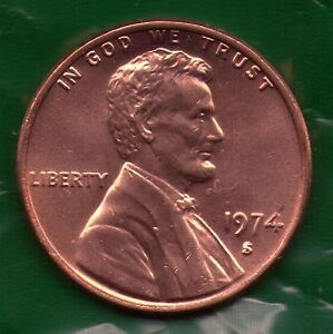 1974 Penny: Coins US | eBay