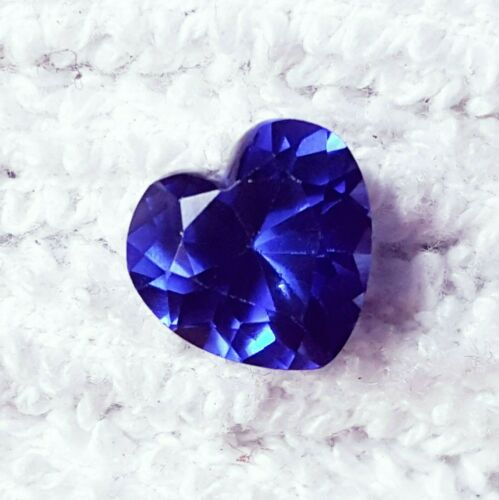 Natural Tanzanite Loose Gemstone 7 to 9 Cts Certified Single With Free Shipping