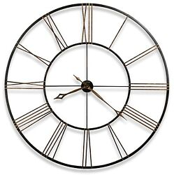 Howard Miller Oversized Postema Wall Clock 625-406 Free Shipping No Tax Ex CA